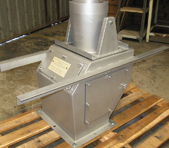 impact-weigher-for-low-flow-rates